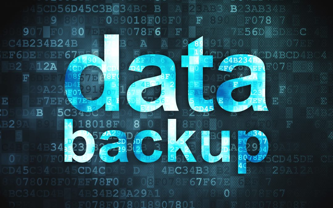 6 Reasons Why You Should Back Up Your Data