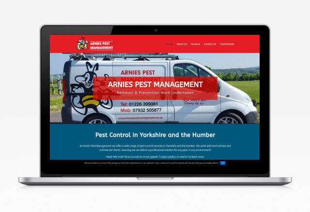 Arnies Pest Management